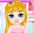 Princesa pintar rosto