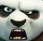 Tratamento dos dentes do Kung Fu Panda