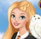 Vestir Barbie em Hogwarts