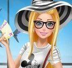 Arrumar Barbie para viajar