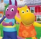 Backyardigans colorir