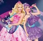 Barbie achar letras do alfabeto
