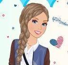 Barbie roupas de Paris e Nova York