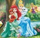 Disney alfabeto das princesas