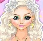 Elsa vestido chique
