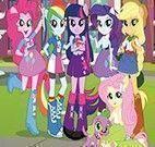 My Little Pony números