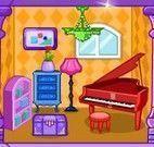 Princesas decoração da casa
