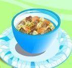 Sopa de verduras fazer