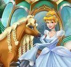 Consertar carruagem da Cinderela
