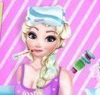 Elsa resfriada