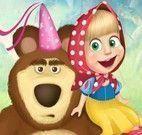 Fantasias Masha e Bear
