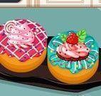 Fazer e decorar donuts