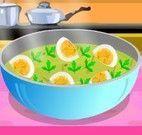 Kristoff sopa de ovos