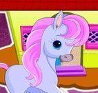 My Little Pony limpar casa