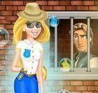 Roupas da Rapunzel policial