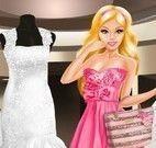 Barbie shopping das noivas
