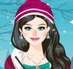 Compras de roupas de frio