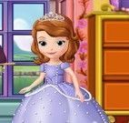 Princesa Sofia achar acessórios