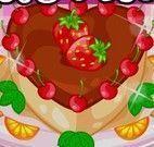 Receita de flan de chocolate com caramelo