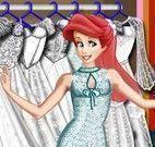 Vestir Ariel noiva fashion