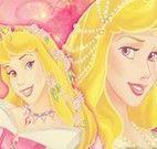 Princesa Aurora jogo da memória