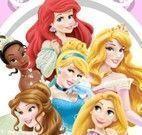 Princesas da Disney jogo dos erros