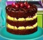 Receita de bolo floresta negra