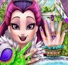 Spa das mãos Raven Queen