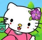 Vestir Hello Kitty moda