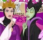 Vilãs da Disney maquiagem