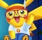 Cuidar do Pikachu