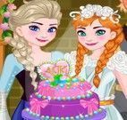 Fazer bolo de casamento da Anna
