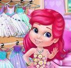 Pequena princesa noiva