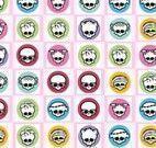 Trincas Monster High