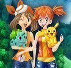 Vestir meninas Pokemon