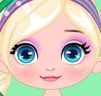 Aniversário da Elsa bebê piquenique