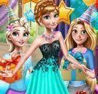 Aniversário da Frozen Anna