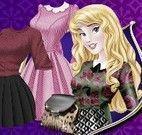 Aurora roupas para escola