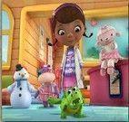 Doutora Brinquedos puzzle variados