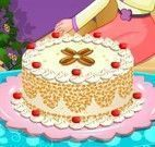 Fazer bolo com biscoito