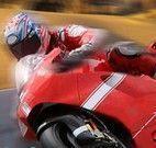 Moto corrida