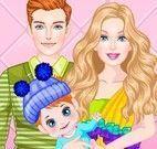 Parto da mamãe Barbie