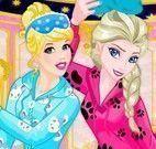 Pijamas das princesas