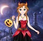 Anna e Elsa Halloween