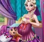 Elsa grávida roupas e decorar