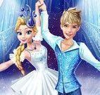 Frozen bailarina vestir