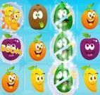 Frutas trincas tropicais