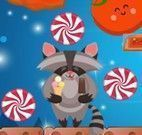 Roscas doces do esquilo