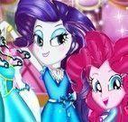 Roupas da festa de aniversário My Little Pony