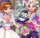 Vestir noiva Anna e decorar casamento